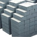 Ss Conmat Gray Fly Ash Aac Block, Size: 12 In. X 4 In. X 2 In., For Side Walls