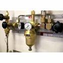 Brass Gas Manifold