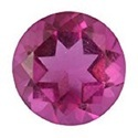 Pink Glass Tourmaline Gemstone