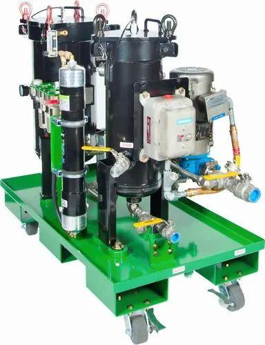 EH Oil Filtration Unit
