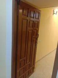 Solid Wood Membrane Door, For Home