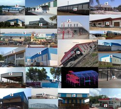 Metal Building Construction, For Industrial