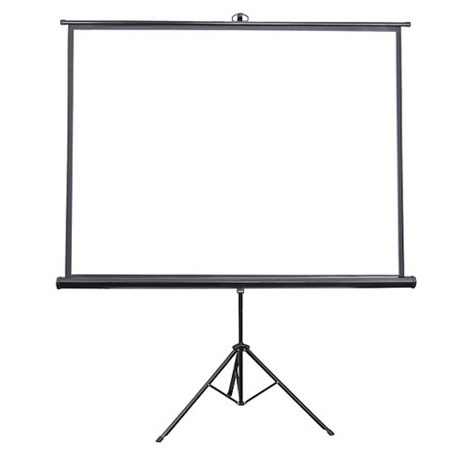 Portable Projection Screen Screen Size 60 Rs 3500 Piece Hitesh Technology System Id 18735572462
