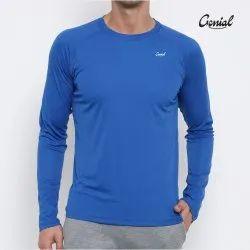 Dri Fit Full Sleeve Round Neck T-Shirt
