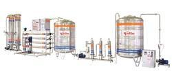 Mineral Drinking Water Plant