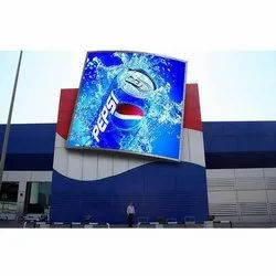 LED Video Wall Advertising Big Screen Outdoor TV