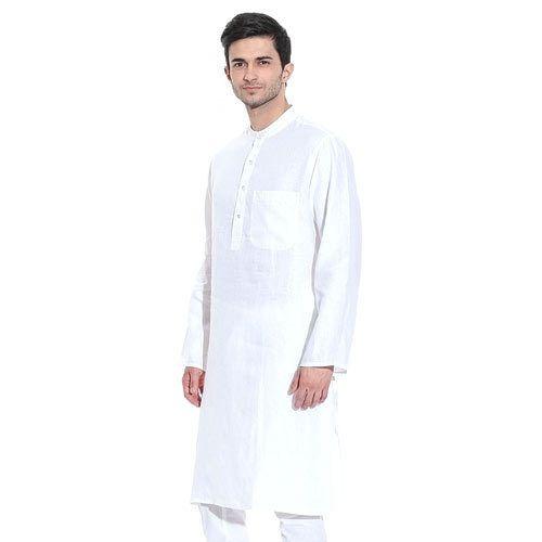 0bea415e62 Khadi Long Kurta Pajama, Rs 650 /set, Paras Fabritech | ID: 14931049433