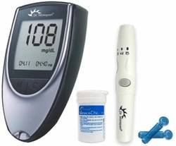 Dr Morepen Glucometer Kit With 25 Test Strips BG-03