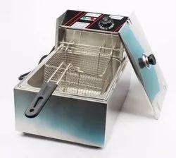 Single Tank Table Top Electric Fryer