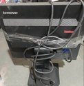 Power Cable Lenovo Used Monitor, Screen Size: 17