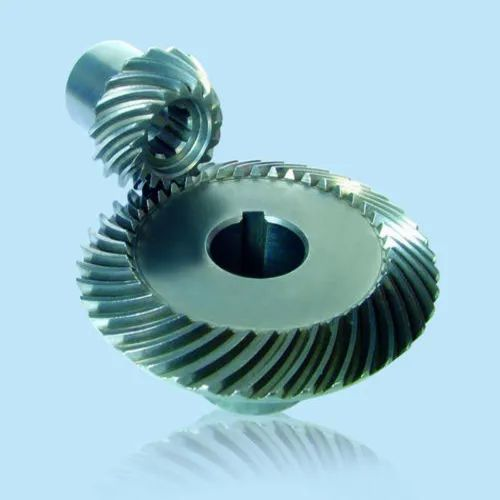 Spiral Bevel Gears, Upto 1.5 Mm