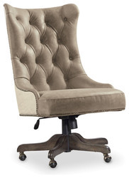 Leather Traditional Office Chair