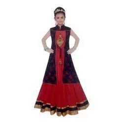 Girls Designer Party Wear Dress