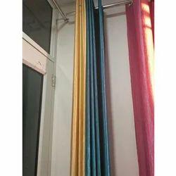 String Plain Curtain