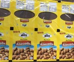 Almond Packaging Pouches