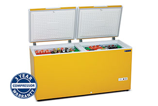 BLUESTAR Yellow Bottle Cooler Chbk500a