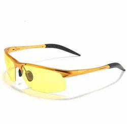 dcea902312 ALMG Polarized Glasses Sport Mirror Night Vision Driving Glasses