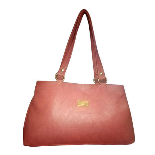 Synthetic Leather Ladies Fashion Shoulder Bag