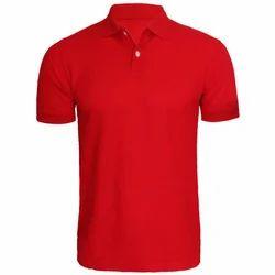 Men's Half Sleeve Polo T Shirt