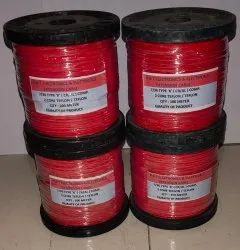 Thermocouple Compensating Type k Teflon Wire.