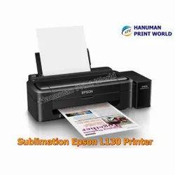 Sublimation Epson L -130 4 Color Printer