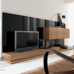 TV Unit Designer Glass