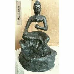 FRP Budhha Water Fountain