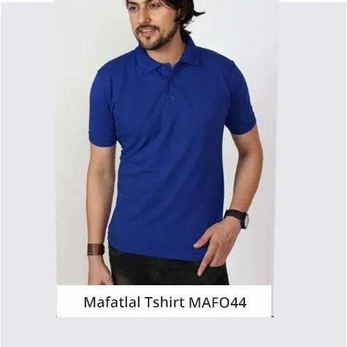 MAFO44 Mafatlal T-Shirt Royal Blue
