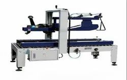 VIJAYPACK Ms Powder Coated VP FJ 3A Carton Sealing Machine, 50 Hz