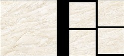 Aura Gold Polished Glazed Vitrified Tile