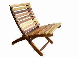 Ville International 85 X 38 X 45 Cm Wooden Folding Chair