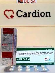 Telmisartan 40 Mg   Amlodipine 5mg tablet