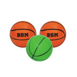 BSM Pvc basketball, For Sports, Size: 7.5 Inches