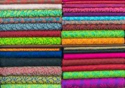 Swami Textile Party Wear Designer Tweed Jacquard Fabrics