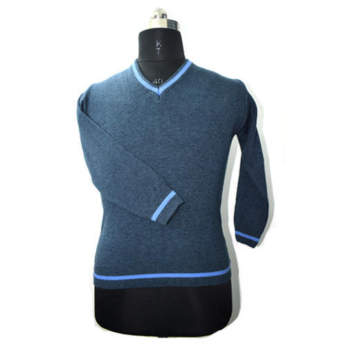 c4f3e0a30e5ce4 Woolen Full Sleeves School Sweater, Rs 250 /piece, P.S. JAIN HOSIERY ...