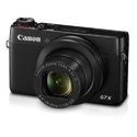 Canon Black Powershot G7 X Camera
