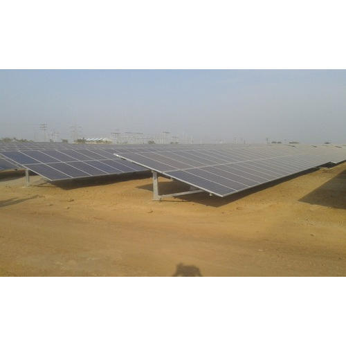 Solar Panel Structure Solar Panel Mounting Structure