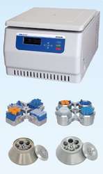High Speed High Capacity Refrigerated Centrifuge - H2050R