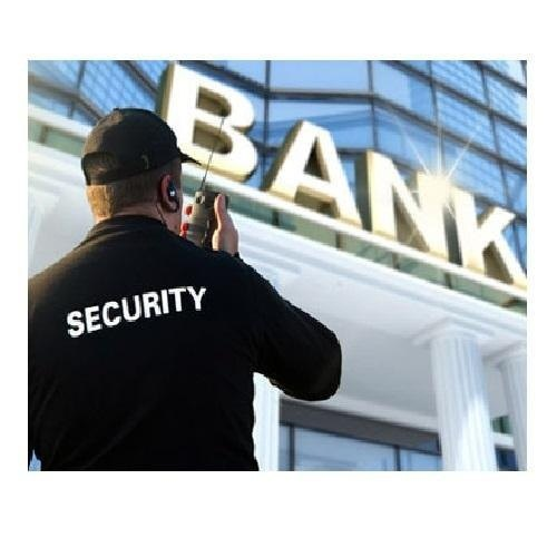 Armed 18-35 Years Bank Security Service