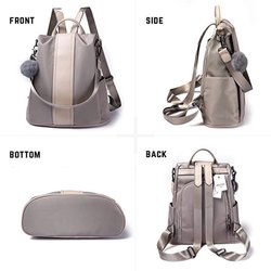 Women Anti Theft Bag