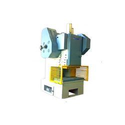 C Frame Press With Pneumatic Clutch