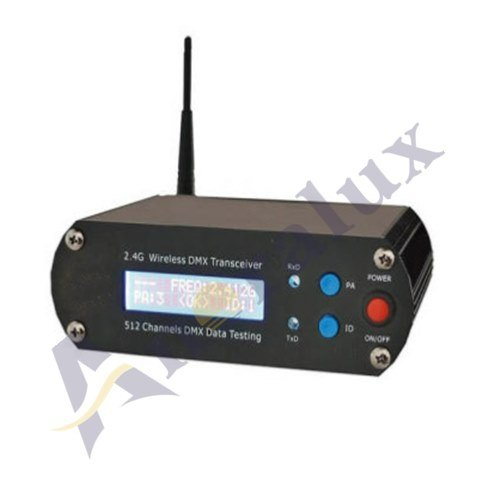 Wireless DMX Transceiver