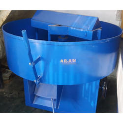 Concrete Pan Mixer