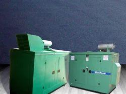 Soundproof Diesel Generator Set, Power: 50 kVA