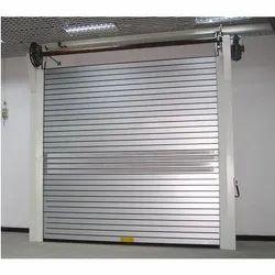 Mild Steel Rolling Door