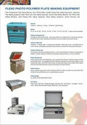 Jayoma Flexo Photopolymer Plate Making Machine, Production Capacity: 4