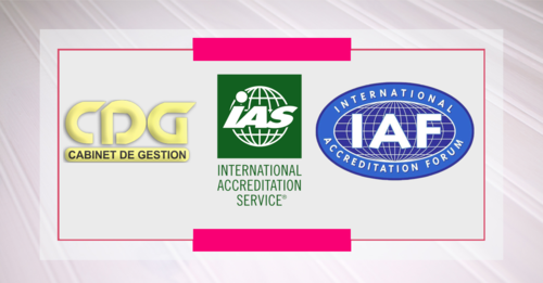 IAS (America) Accredited ISO 9001:2015 Certification