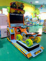 32 Inch Crazy Car LCD Arcade Game