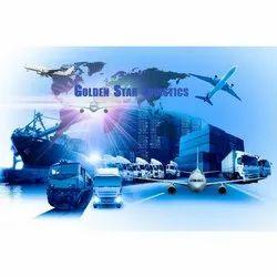 Trailer Truck 20' & 40' International Logistics Solution