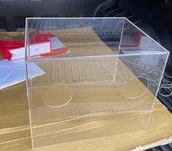 Acrylic disgnosis box